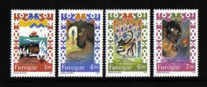 Faroe Islands 1994  Brusajokil`s Lay complete