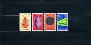 Surinam B222-225 MNH (S0026)