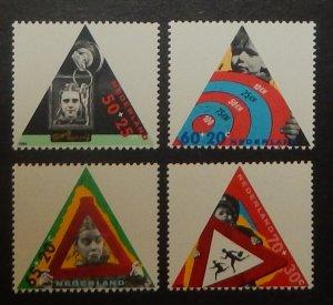 Netherlands B615-18. 1985 Traffic Safety, NH