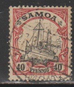 Samoa  SC   63  Used
