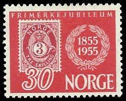 Norway - 338 - Unused - SCV-0.40