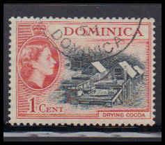 Dominica Used Fine ZA4948