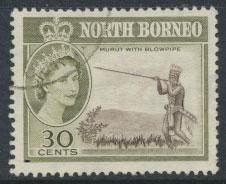 North Borneo SG 399 SC# 288   MVLH  see details