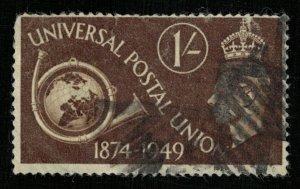 1949 Great Britain 1Pound  (TS-6)