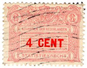 (I.B) Netherlands Revenue : Statistiekrecht 4c