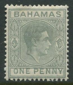 STAMP STATION PERTH Bahamas #101A KVI Definitive 1938 MLH CV$0.50
