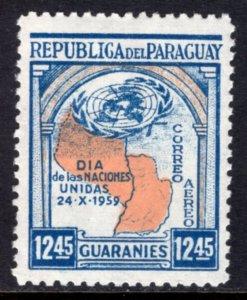 Paraguay C261 MNH VF