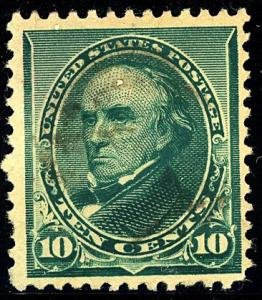 U.S. #226 Used F-VF