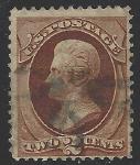 United States Scott # 135 Used