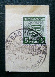 Germany Provinz Sachsen Mi 75