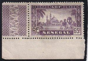 Senegal,  #  156    unused
