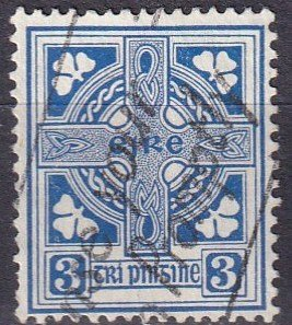 Ireland #111  F-VF Used  (V4740)