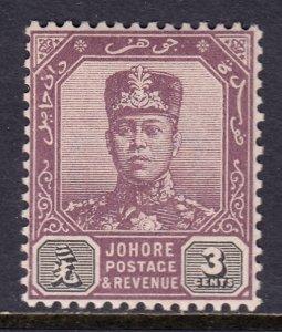 Malaya (Johore) - Scott #61 - MNH - SCV $4.75+