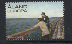 Aland Finland Sc 297 2010 Europa stamp mint NH