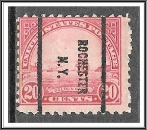 US Precancel #698-61 Rochester NY Used
