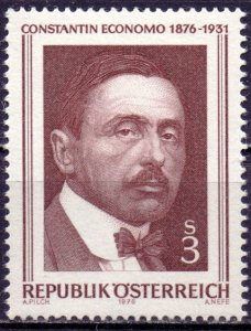 Austria. 1976. 1518. Doctor. MNH.
