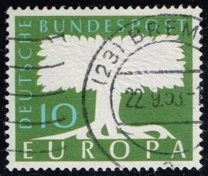 Germany #771 United Europe; Used (0.25)