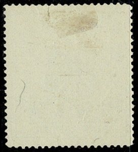 STELLALAND QV 1884 4d OLIVE-GREY SG3 MH Wmk.NONE P.12 VGC