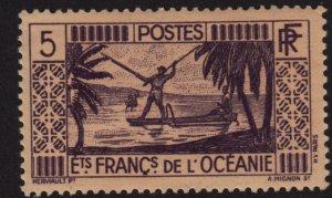 French Polynesia 84 Spear Fishing 1934