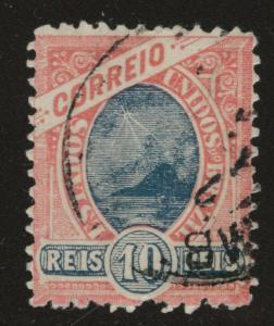 Brazil Scott 113 Used from 1894-1897 set