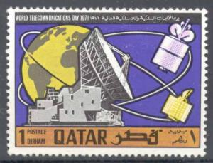 Qatar ~ #244 ~ Satellite Tracking Station ~ MH