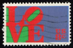 US #1475 Love Issue; Used (0.25)