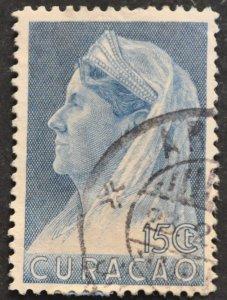 DYNAMITE Stamps: Netherlands Antilles Scott #135 – USED