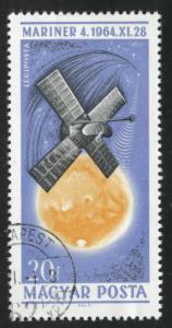 Hungary Scott C253 Used airmail