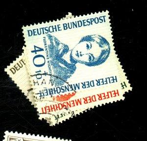 Germany #B344-47 Used FVF Cat$43.50