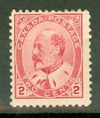 Canada 90 mint CV $37.50