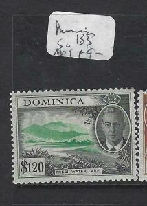 DOMINICA  (P0103B)  KGVI  $1.20  SG 135   MOG