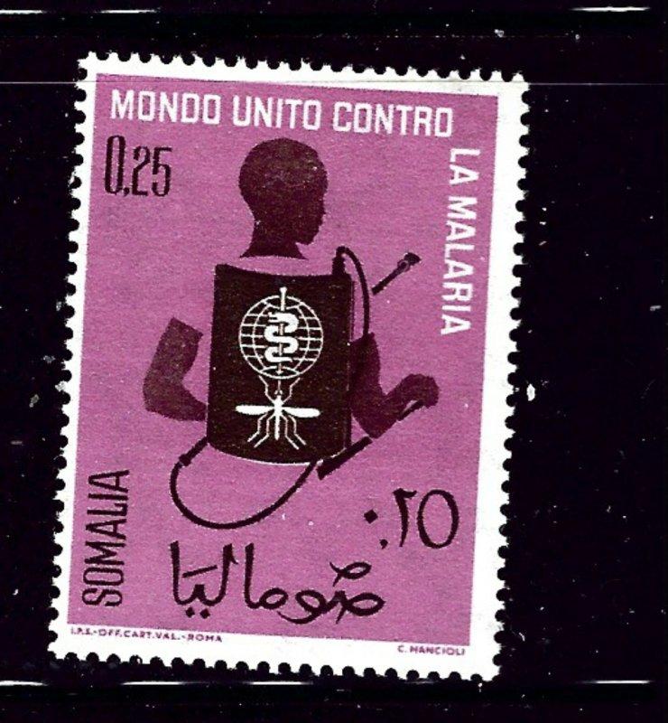 Somalia 264 MLH 1962 Fight Malaria