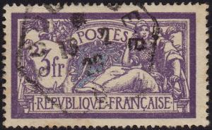 France - 1925 - #128 - used - Merson