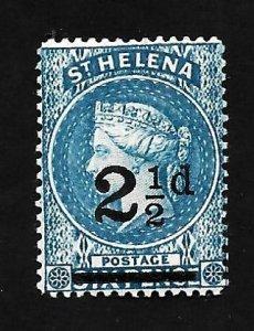 St. Helena 1893 - M - Scott #47
