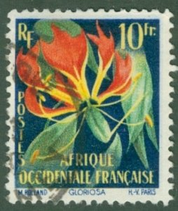 FRENCH WEST AFRICA 79 USED BIN$ 0.50
