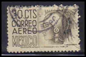 Mexico Used Very Fine ZA5587