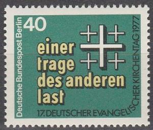 Germany #9N407 MNH F-VF (S130)