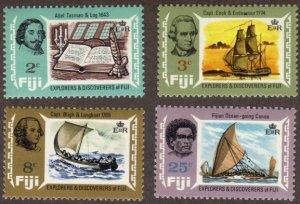 Fiji #293-96 MH sailboats