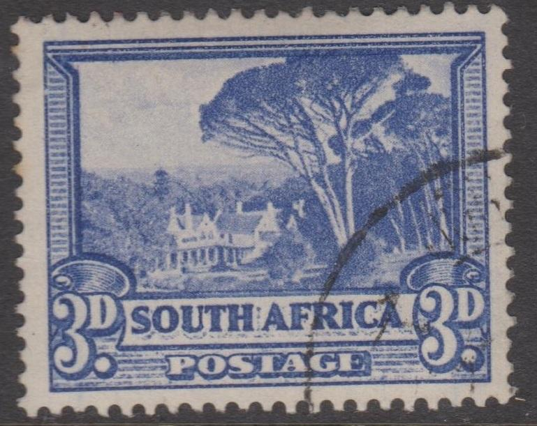 South Africa Sc#57a Used