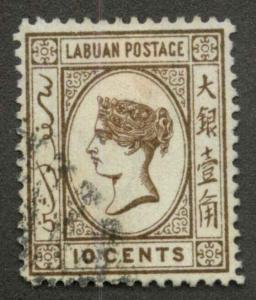 Labuan 36 Used VF HR