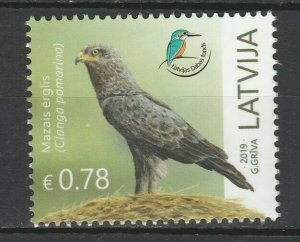 Latvia 2016 Birds MNH stamp