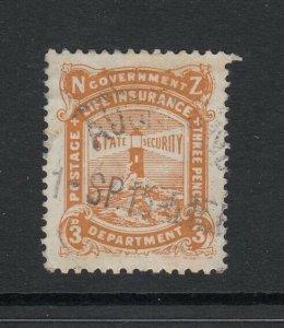 New Zealand Sc OY20, used