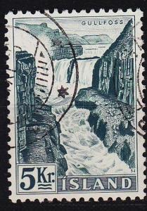 ISLAND ICELAND [1956] MiNr 0310 ( O/used ) Landschaft