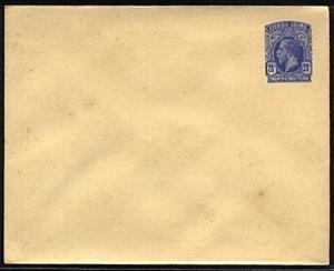 SIERRA LEONE GV 2½d envelope, fine unused..................................19368