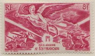 French Equatorial Africa C34 [M] cd12