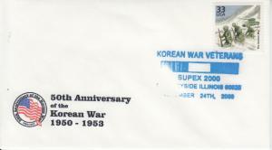 2000 The Korean War CtC 1950s (3187e) Computer Pictorial
