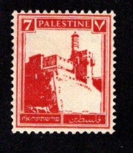 PALESTINE  SC# 69  F/MOG