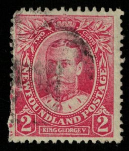 Newfoundland, 1911, Coronation of King George V, SC #105 (Т-8480)