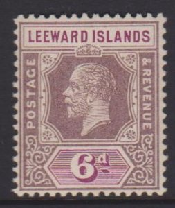 Leeward Islands Sc#75 MNH
