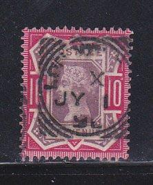 Great Britain 121 U Queen Victoria